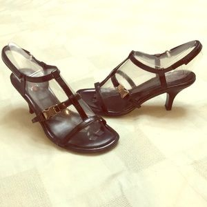 Designer PRADA Sandals Everyday Evening Heels